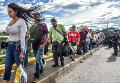 Venezuelan Human Rights Crisis Spilling into Colombia
